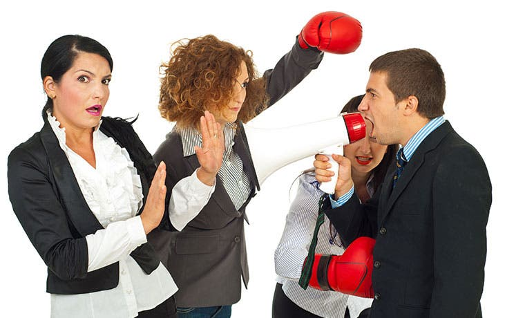 Claves para solucionar conflictos laborales