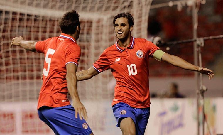 """""""Pensar en competir es ganar la Copa"""", Bryan Ruiz"""