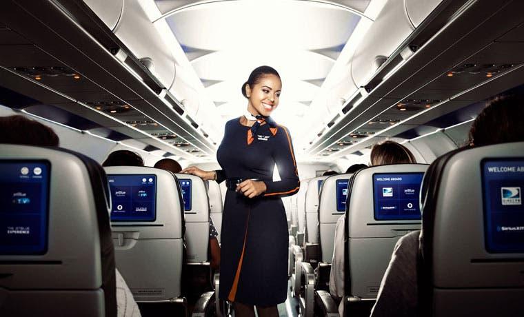 JetBlue es premiada por la satisfacción al cliente