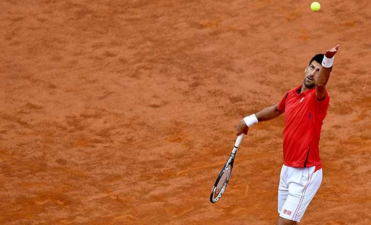 Un desafío espera a Djokovic en París