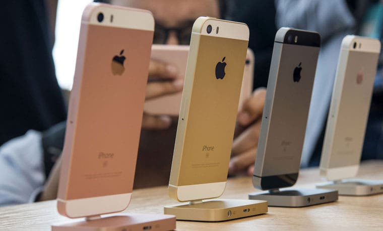 Kölbi vende el iPhone SE en tienda virtual