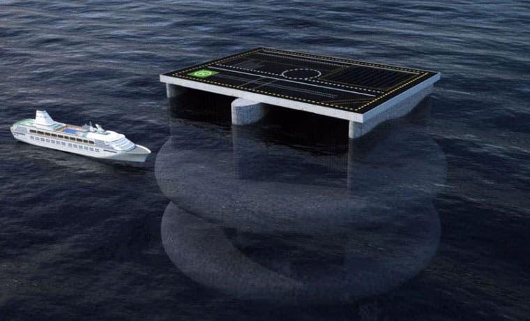 Ingeniera tica creará proyecto que genera electricidad en medio de océano en Europa