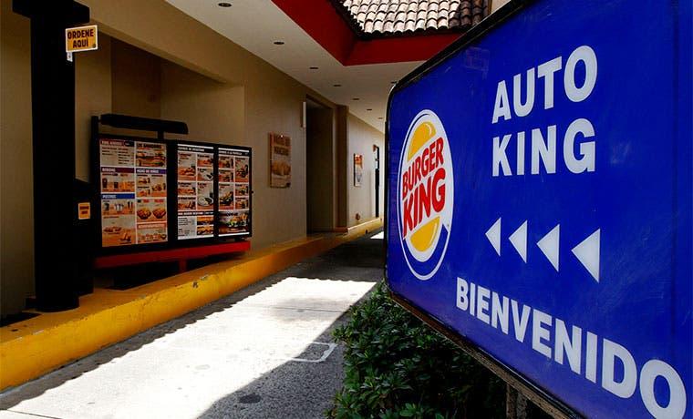 Burger King vuelve al país