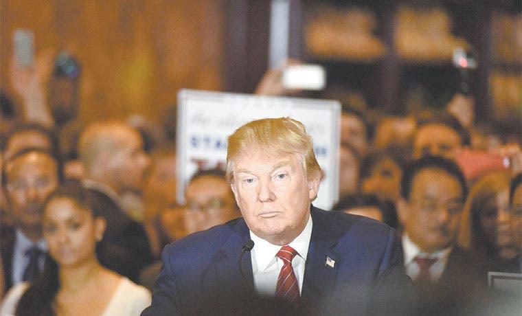 Primer ministro británico quiere reunirse con Donald Trump