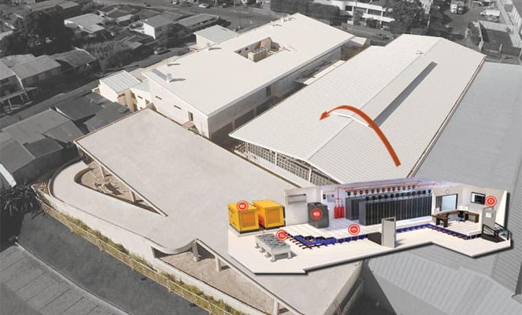 Centro de Grupo Electrotécnica comenzará a operar en junio