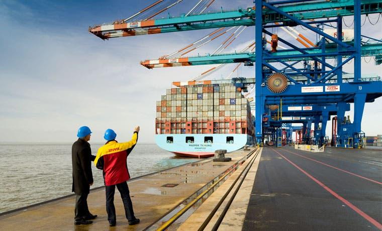 DHL lanzó nuevo producto de transporte marítimo
