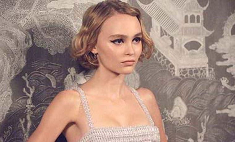 Lily-Rose Depp nueva imagen de fragancia Chanel