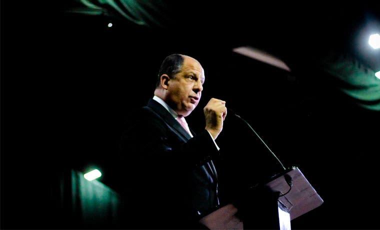 61% desaprueba gestión del Presidente Solís