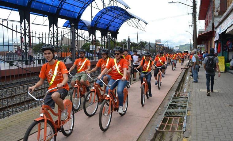 Servicio de alquiler gratuito de bicicletas en Cartago iniciará en junio