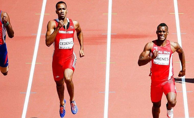 Nery Brenes ganó bronce en Senegal