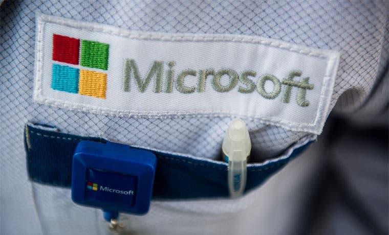 Microsoft despedirá a 1.850 personas