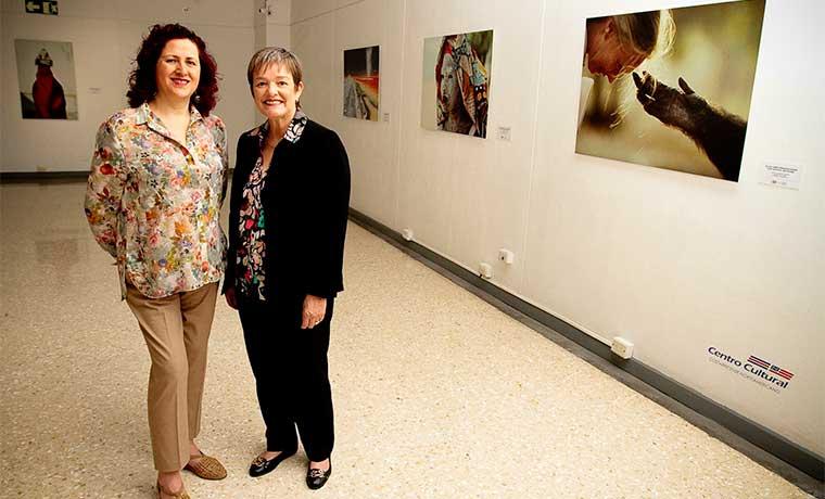 Imágenes de National Geographic se exhiben en Centro Cultural