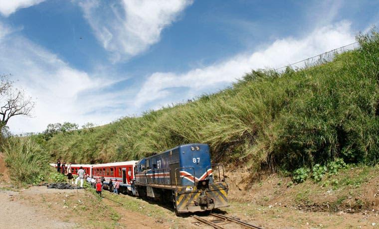 Servicio de tren llegará a Alajuela el martes