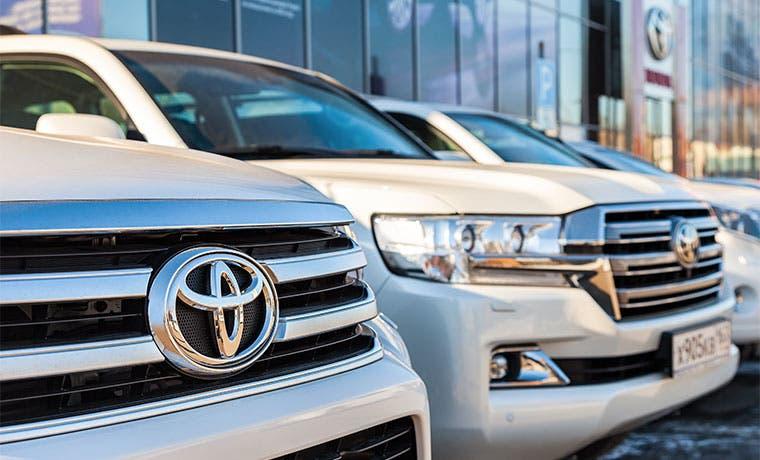 Toyota es la marca automotriz más valiosa