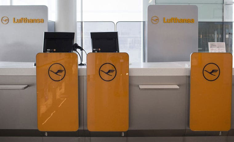 Lufthansa suspenderá vuelos a Venezuela a partir de junio