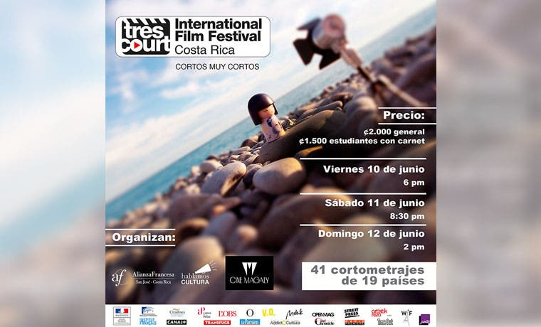 Festival reúne 40 cortometrajes