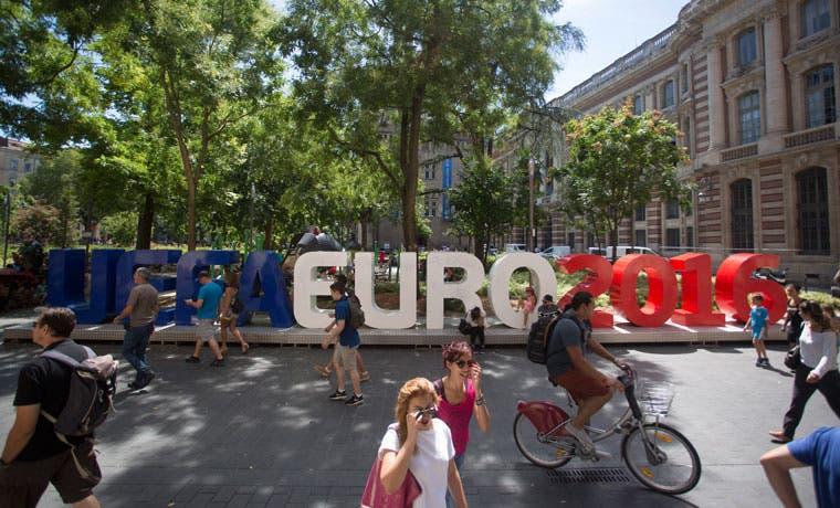 Estados Unidos emite advertencia de viaje para la Eurocopa