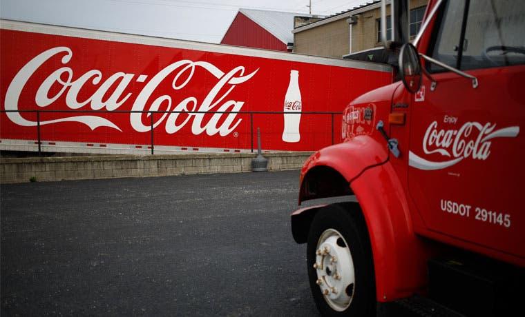 Coca-Cola compra unidad de bebidas de soja de Unilever