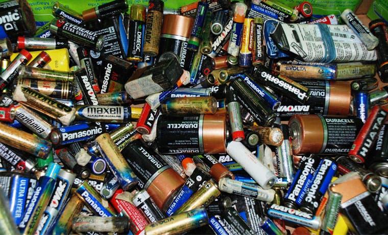 Inicia campaña de recolección de pilas viejas