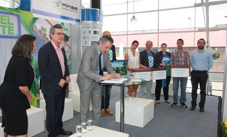 Gobierno acoge proyecto de Rutas Naturbanas