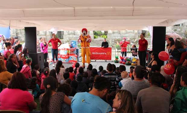 McDonald's abre punto en antiguo local de Burger King en Cartago