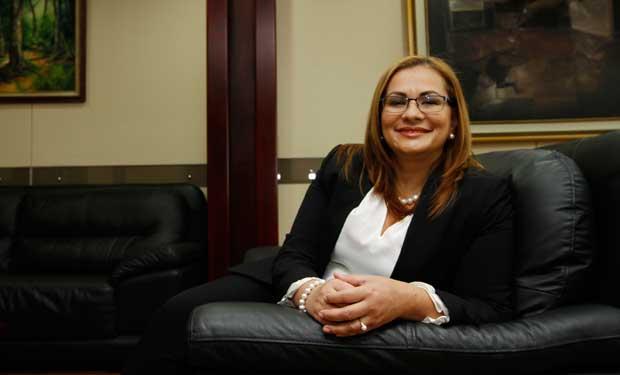 Paola Mora es reelecta como presidenta del BCR
