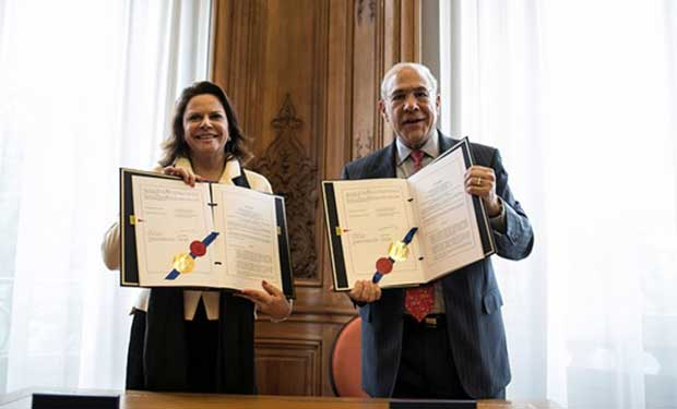 Acuerdo entre OCDE y Costa Rica permitirá transferir personal entre países