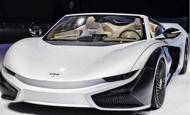 Rival chino de Tesla debutará con auto deportivo de $106 mil