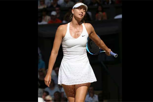 Sharapova suspendida dos años