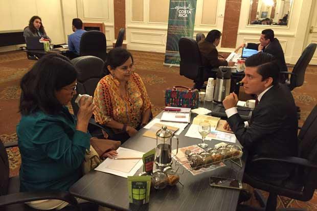 Misión comercial acerca a pequeñas empresas con mercado centroamericano