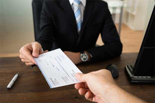 OIJ ha recibido 69 denuncias por estafas con cheques en lo que va del año