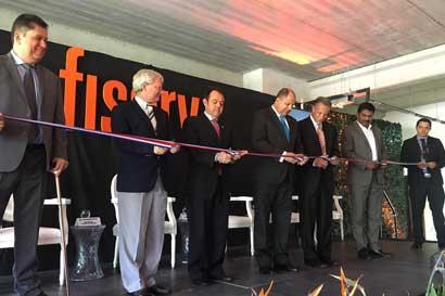 Fiserv inauguró nueva sede y contratará 400 profesionales