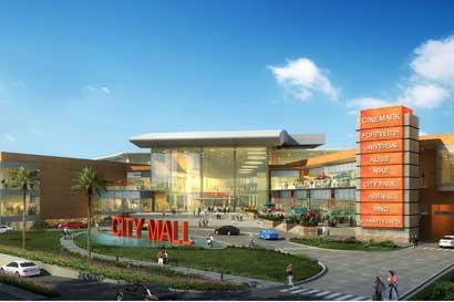 City Mall culminó radial de Alajuela