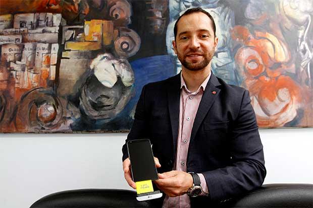 LG trajo primer smartphone modular al país