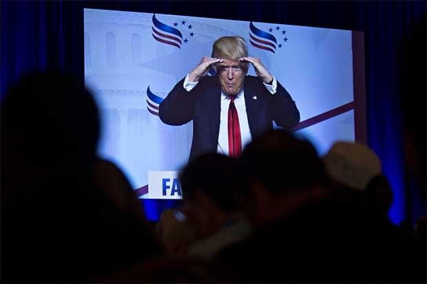 ¿Cómo explican los CEO estadounidenses a Trump en el exterior?