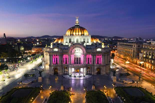 AeroMéxico con tarifas en promoción a Ciudad de México