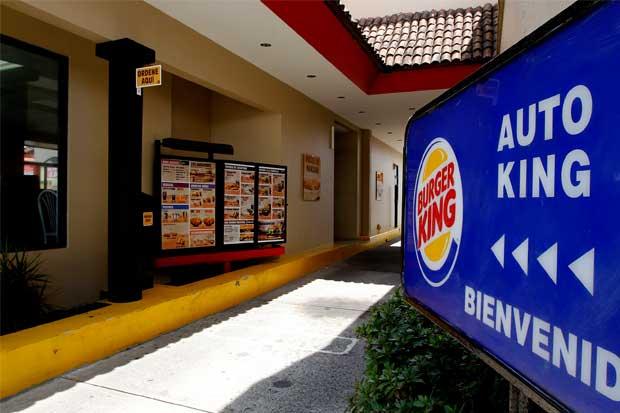 Burger King reabrirá su primer local en el Parque de la Paz