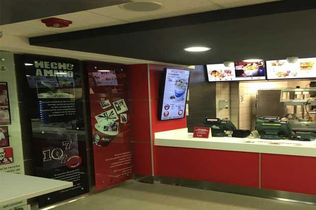 KFC Grecia se trasladó a nuevo local más amplio