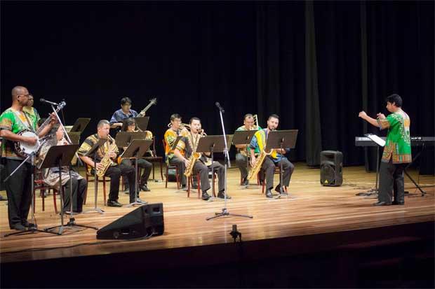 """Música afrocostarricense se adueña del """"Teatro al Mediodía"""""""