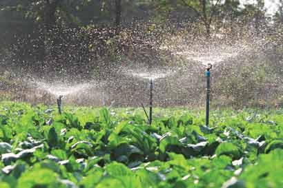 Constructoras y proveedores aprovecharán plan de riego de Guanacaste