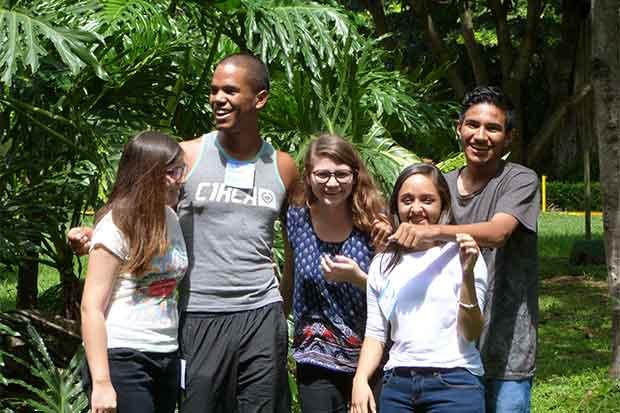 De estudiantes a emprendedores sociales