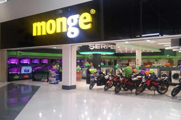 Monge abrió su tienda número 125 en el país