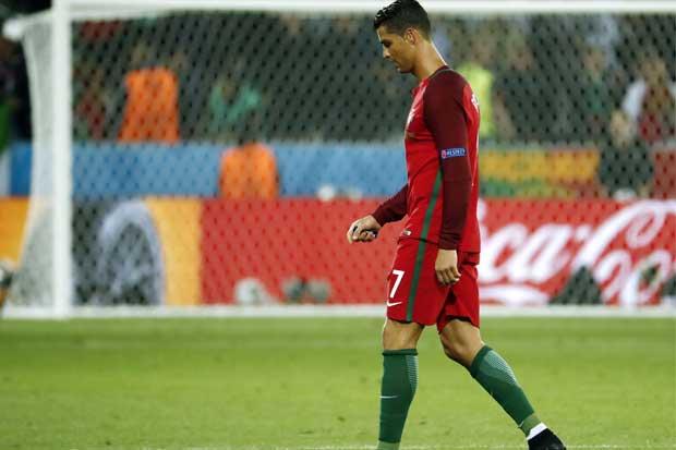 Portugal decepcionó con Islandia