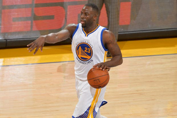 Draymond Green, el alma de los Warriors