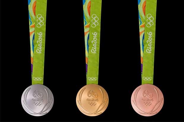 Río 2016 presentó sus medallas