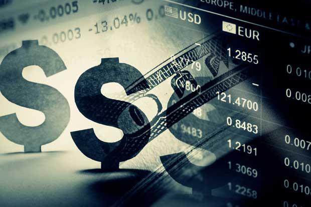 Indicador de créditos en dólares disminuye