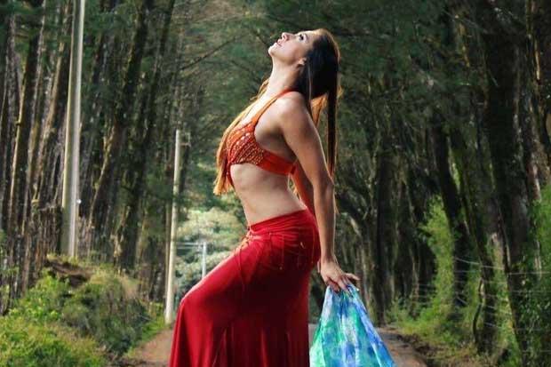 Danza del vientre se disfrutará en el Teatro Espressivo