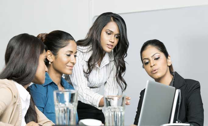 Mujeres podrán exponer sus proyectos