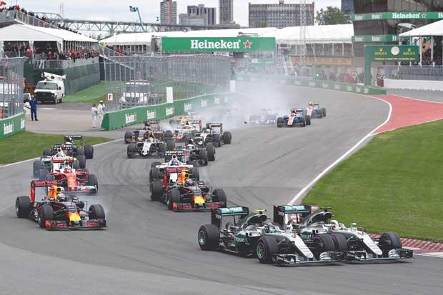 Azerbaiyán, nueva meca de la F1