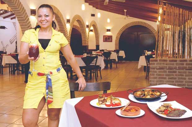 Fidelidad a la cocina española tradicional